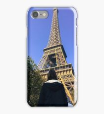 Eiffel Tower - Paris, France iPhone Case/Skin