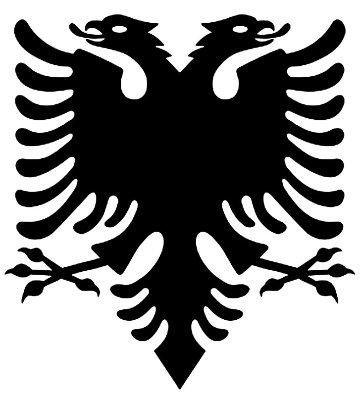 Albania albanian black eagle albanian flag flag of albania tale of the