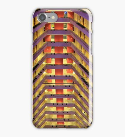 15 Balconies iPhone Case/Skin