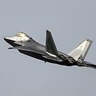 F22 Raptor by PhilEAF92