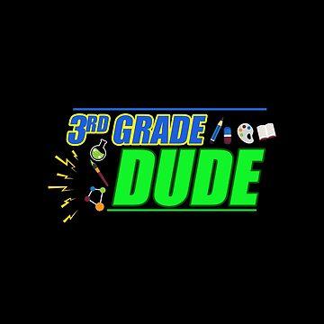 3rd Grade Dude by marinn