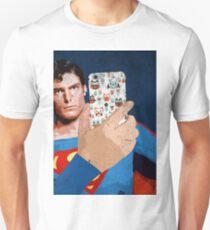 SELFIE HERO Unisex T-Shirt