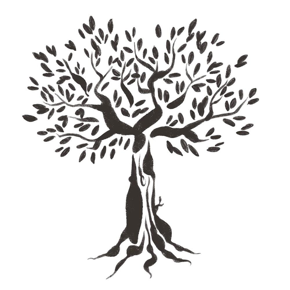 As simple as a Tree by vaixu