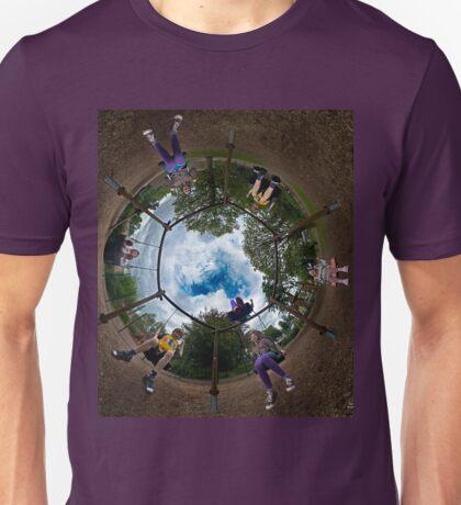 6 Seater Swing - Sky In T-Shirt