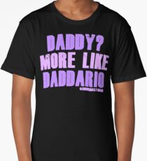 Daddario Long T-Shirt