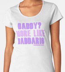 Daddario Women's Premium T-Shirt