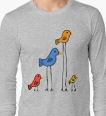 Tall & Small Tweets Long Sleeve T-Shirt