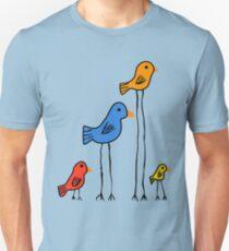 Tall & Small Tweets Unisex T-Shirt