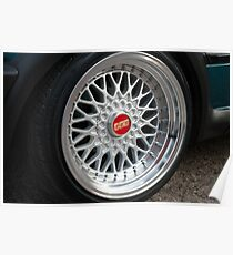 Bbs Wheels Posters | Redbubble