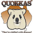 The Dollop: Quokkas* (They're Riddled With Disease) by Christopher Horn