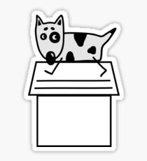 American Pitbull Terrier Sticker