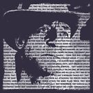 Jurassic Park - Robert Muldoon - Faded Print With Quotes by Gavavva