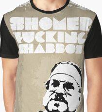 SHOMER FUCKING SHABBOS - The Big Lebowski Graphic T-Shirt