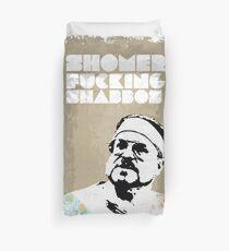 SHOMER FUCKING SHABBOS - The Big Lebowski Duvet Cover
