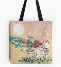 Amaterasu Tote Bag