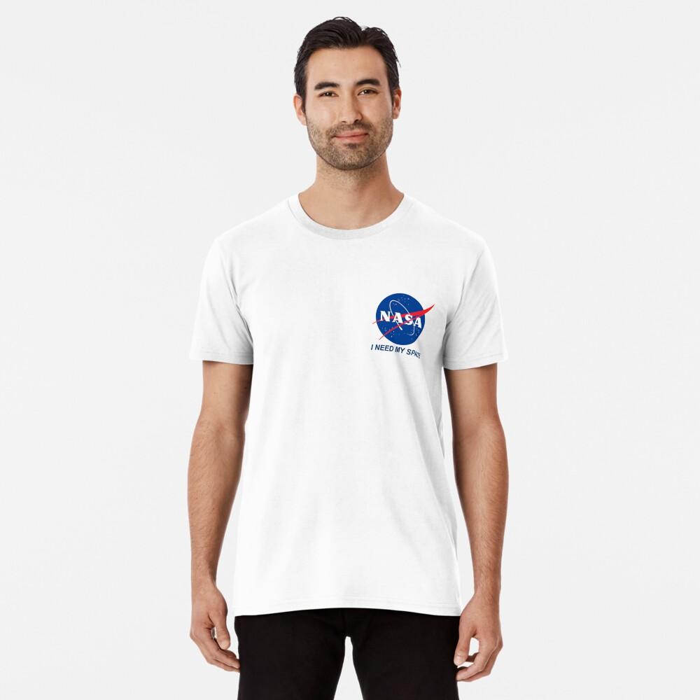 I Need My Space Premium T-Shirt