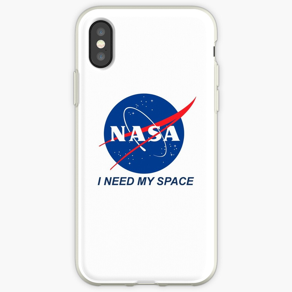 I Need My Space iPhone Case & Cover
