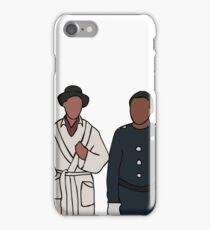Troy and Abed Community iPhone Case/Skin