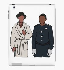 Troy and Abed Community iPad Case/Skin