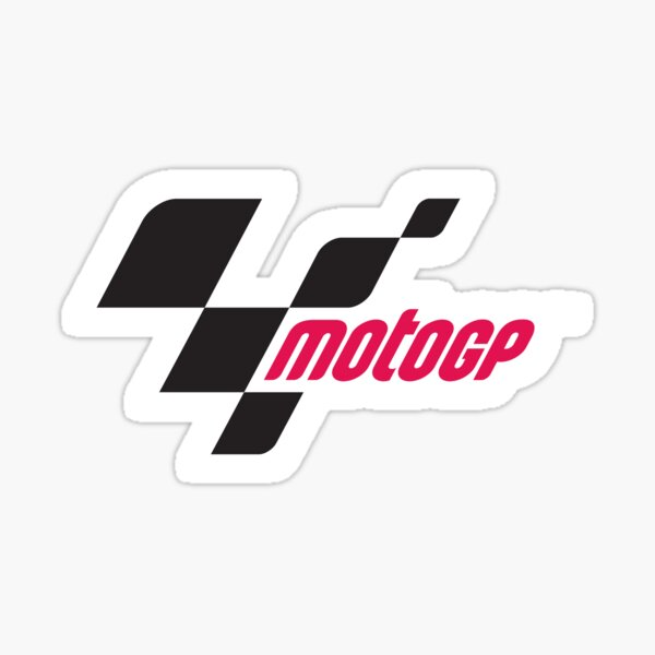 Moto gp Sticker