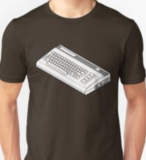 Classic Commodore 64 Unisex T-Shirt