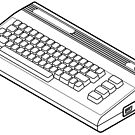 Classic Commodore 64 by Zern Liew