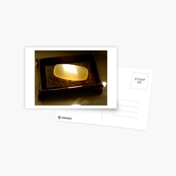GloSoap Postcard