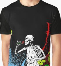 Grateful Dead - Smell the Roses Graphic T-Shirt