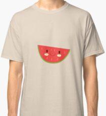 Happy Watermelon Classic T-Shirt