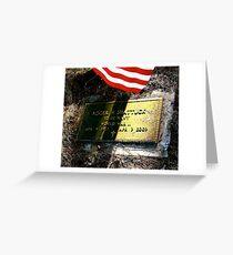 Patriot Passed ... Greeting Card