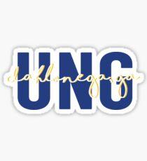 University of North Georgia Sticker