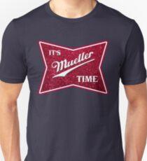 Müller-Zeit - Glitter Unisex T-Shirt