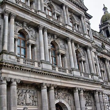 Glasgow City Chambers by Photograph2u