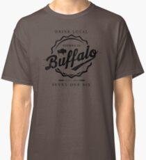 Brewed In Buffalo Bottle Cap Classic T-Shirt