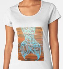 Mermaid Tales Women's Premium T-Shirt