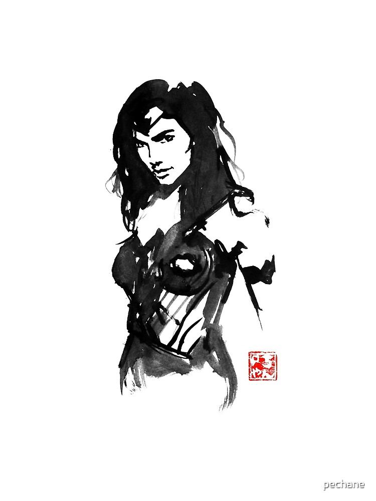 superhero by pechane