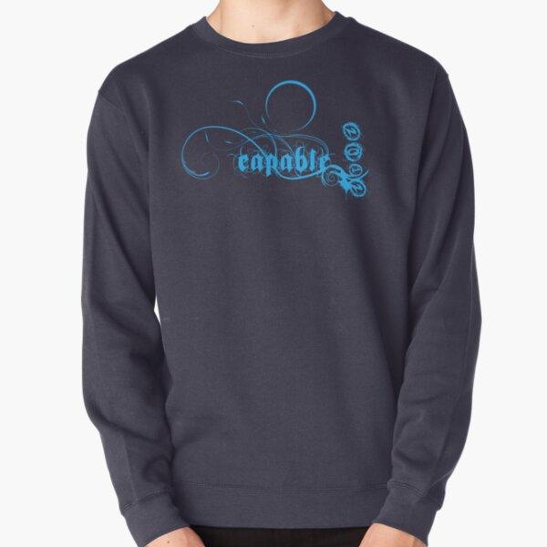 Capable 2012 #1 Pullover Sweatshirt