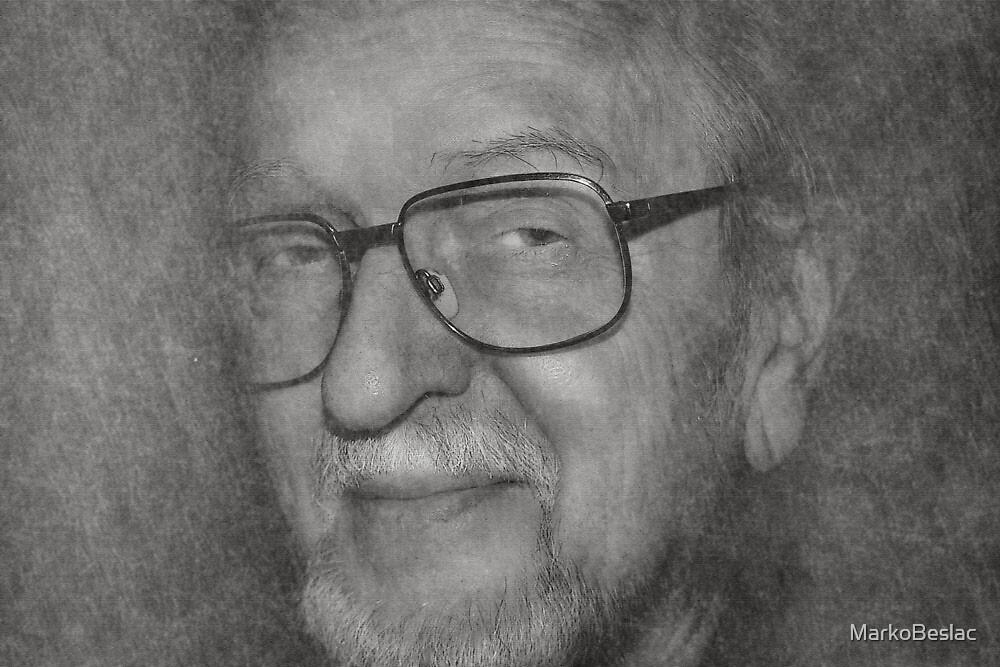 Portrait IV by MarkoBeslac
