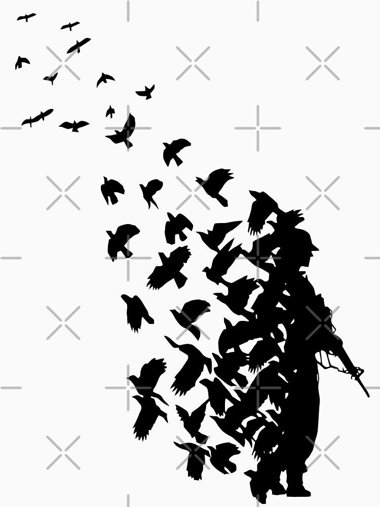 Banksy Birds by belugastore