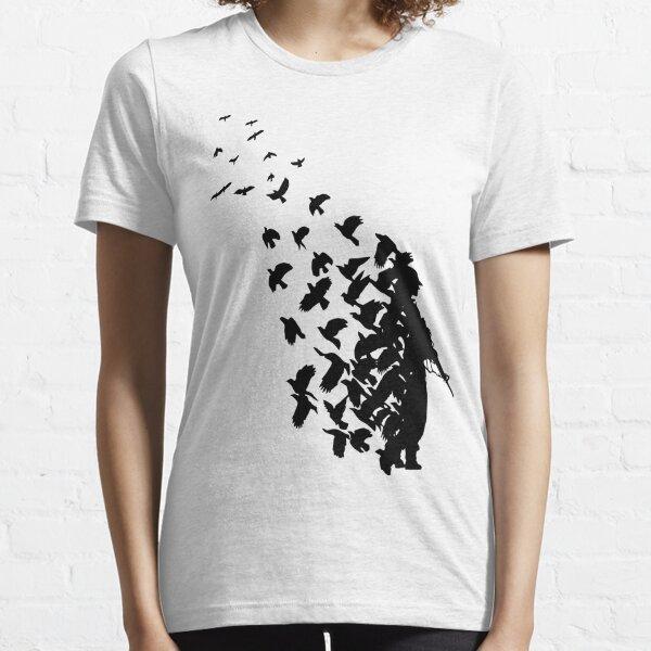 Banksy Birds Essential T-Shirt
