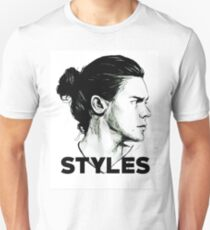 Harry Styles Drawing Unisex T-Shirt