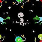 Aliens! by lucamendieta