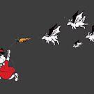 Killer Bunnies on the Wing! by Liesl Yvette Wilson