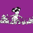 Puppy Walker by Liesl Yvette Wilson