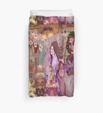 Painted Ladies Duvet Cover
