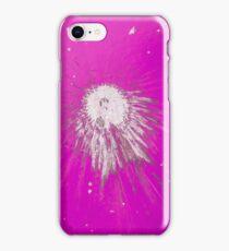 Impact #2 - Pink iPhone Case/Skin