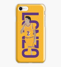 LONZO MANIA GOLD RUSH iPhone Case/Skin