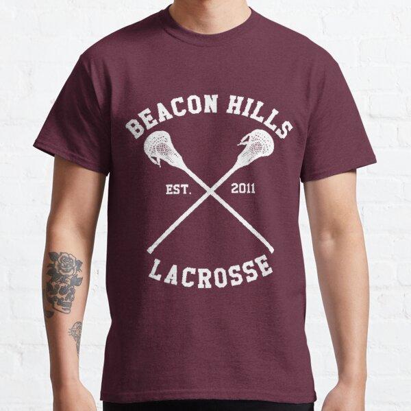 Lacrosse Stiles Stilinski Teen Wolf T-Shirts | Redbubble