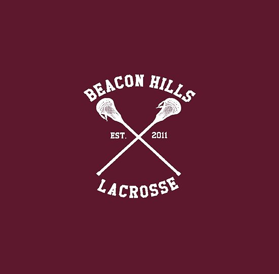 """""""Beacon Hills Lacrosse - Teen Wolf"""" Posters by ..."""