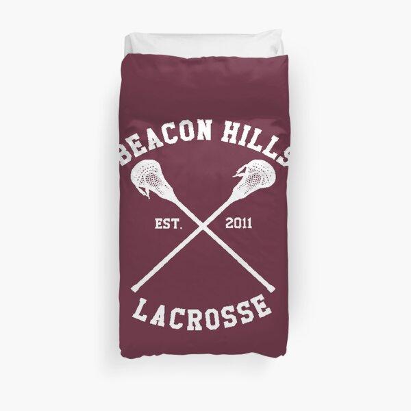 Beacon Hills Lacrosse - Teen Wolf Housse de couette